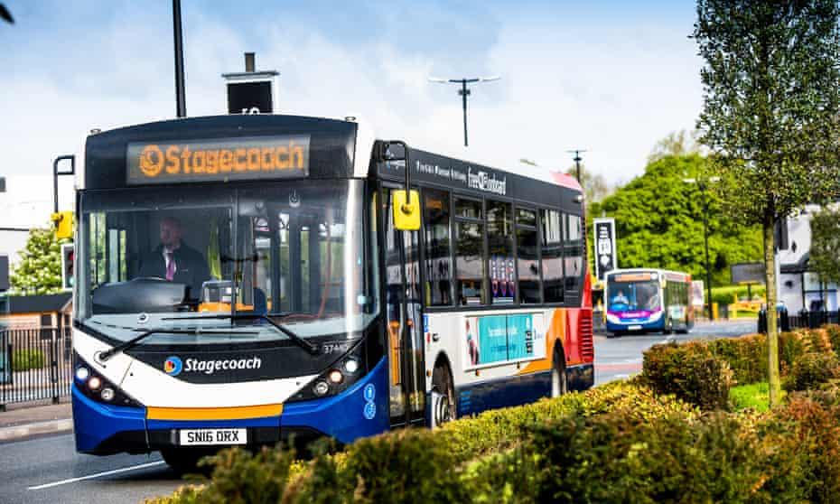 ADL Enviro 200 bus - Stagecoach