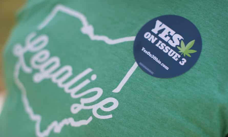 ResponsibleOhio, the business-backed group that funded the pro-marijuana legalization measure, said it was not 'going away' after defeat at the ballot box.