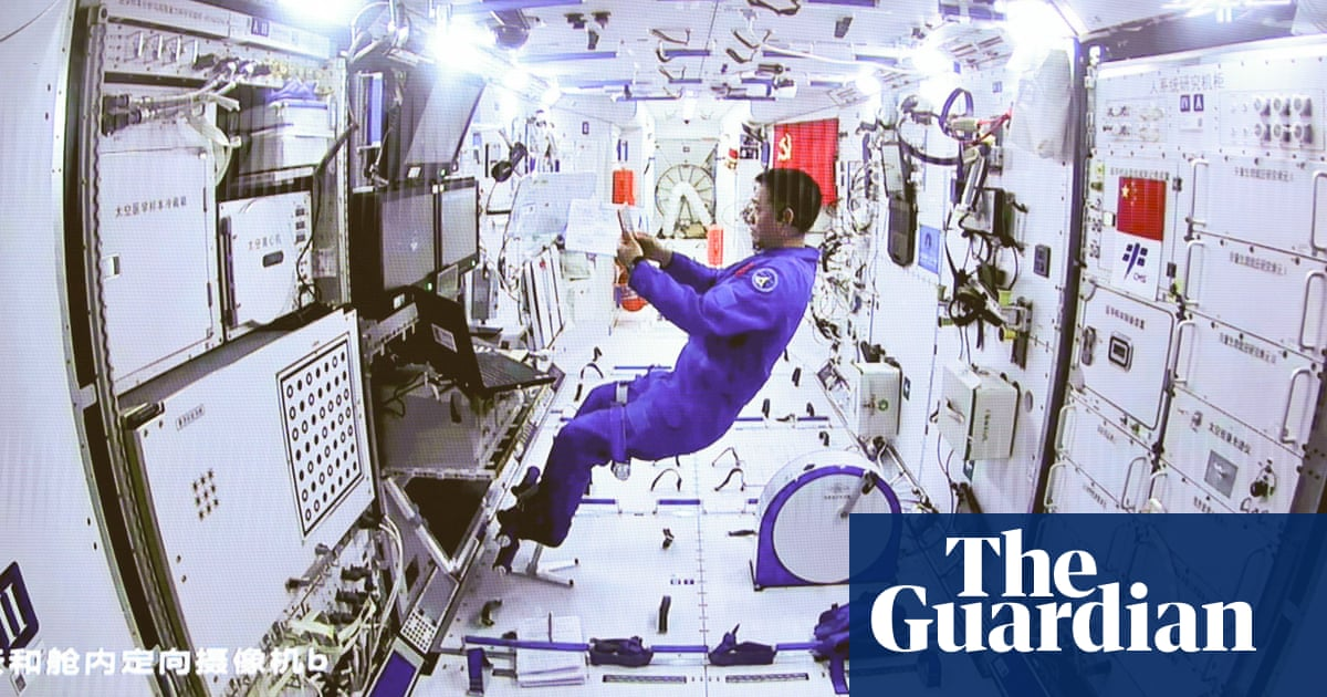 The space race is back on – but who will win?