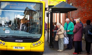 Buses provide a valuable community service that is under threat, says the Go-Ahead group.