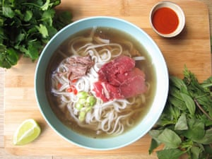Felicity Cloake's perfect pho.