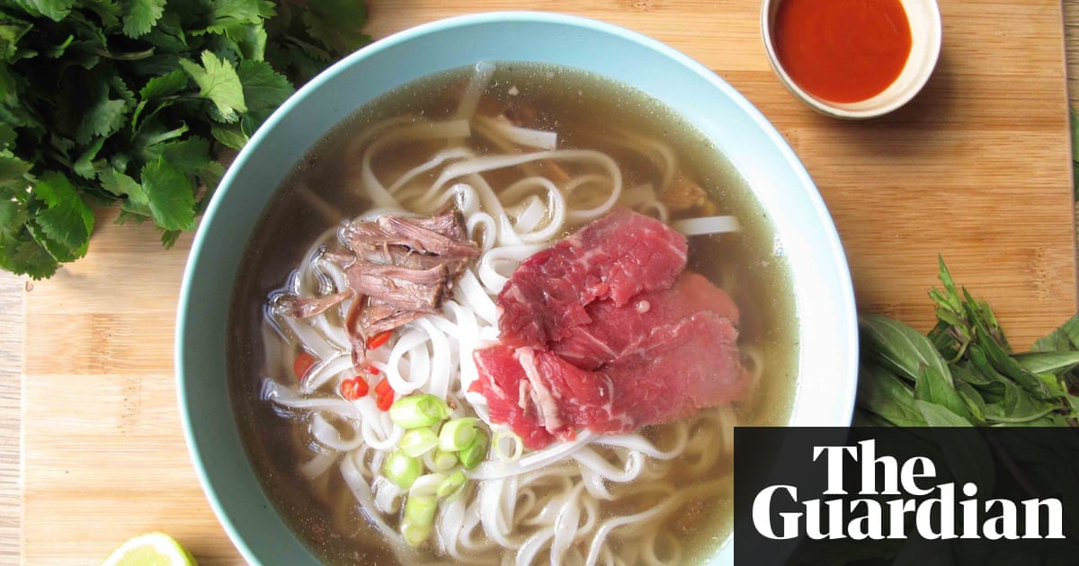 How to make the perfect beef pho