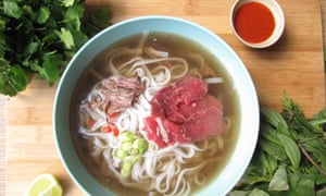 How to make the perfect beef pho | Food | The Guardian