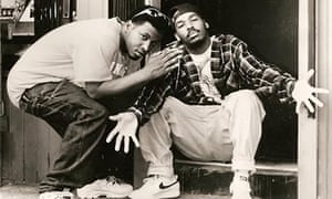 Yukmouth and Numskull of Luniz in 1995