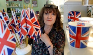 Dale Carr, the previous owner of Broken English. After running the store for 15 years, Brexit was the catalyst for her selling up in January.