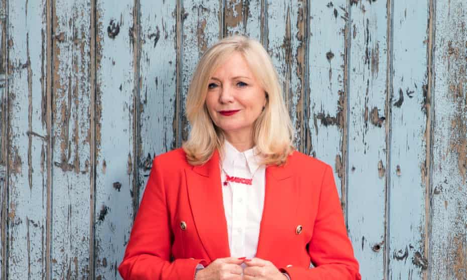 West Yorkshire mayor Tracy Brabin in Batley.