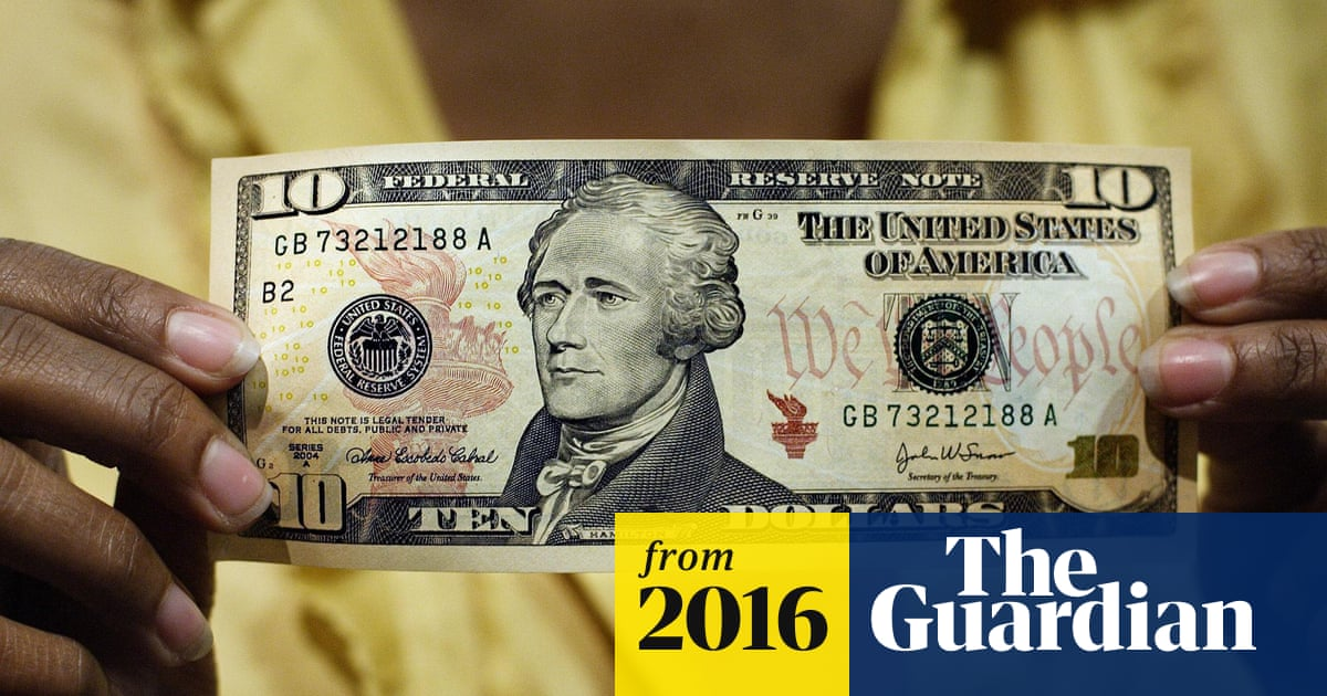 Harriet Tubman Will Appear On 20 Bill Leaving Alexander Hamilton On 10 Currencies The Guardian