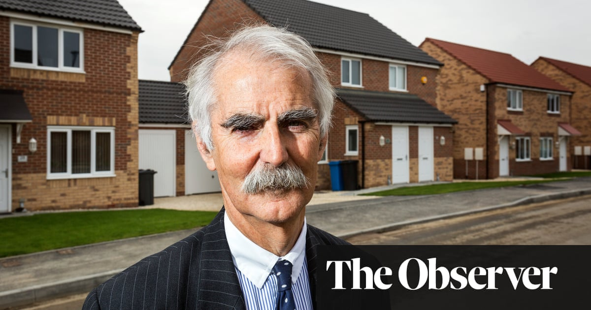 Earn £23,000 a year? This man wants to sell you a home