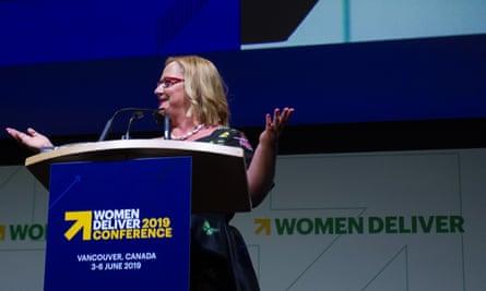 Women Deliver CEO Katja Iversen