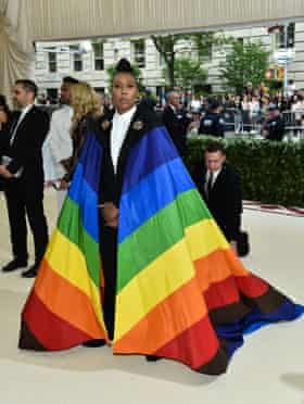 Lena Waithe is in town for an upcycling masterclass.