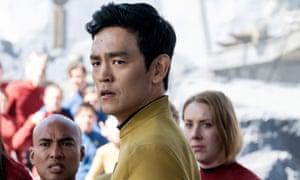 Cho-sen one ... Sulu in Star Trek Beyond.