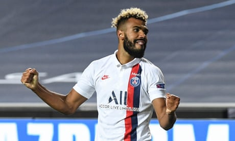 PSG's Choupo-Moting has eyes on Champions League trophy