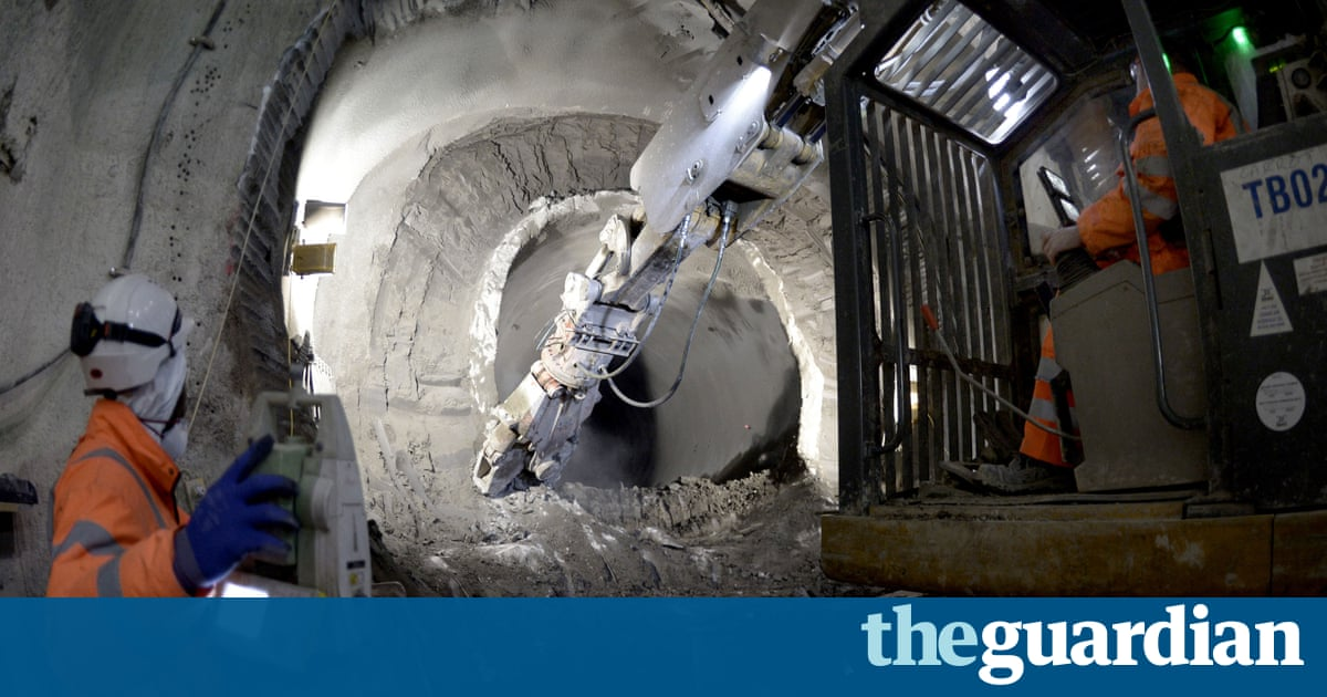 Crossrail firm fined £1m over worker's death and other breaches