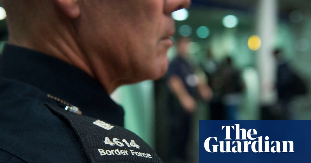number of banned knives seized at uk borders doubles uk news the guardian