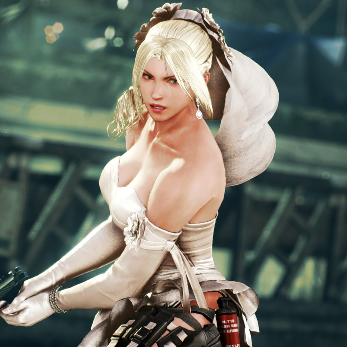 Tekken The Fighting Game That Gives Women The Meatiest Stories Fighting Games The Guardian