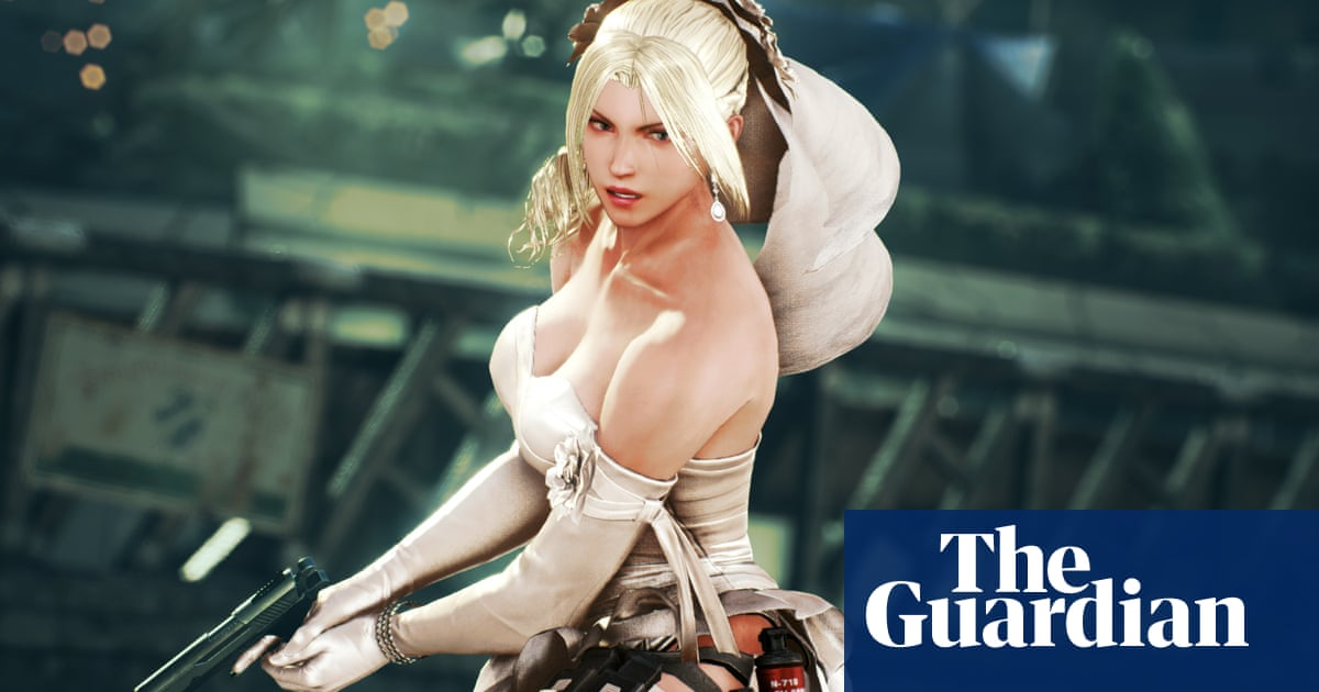Tekken The Fighting Game That Gives Women The Meatiest Stories Games The Guardian