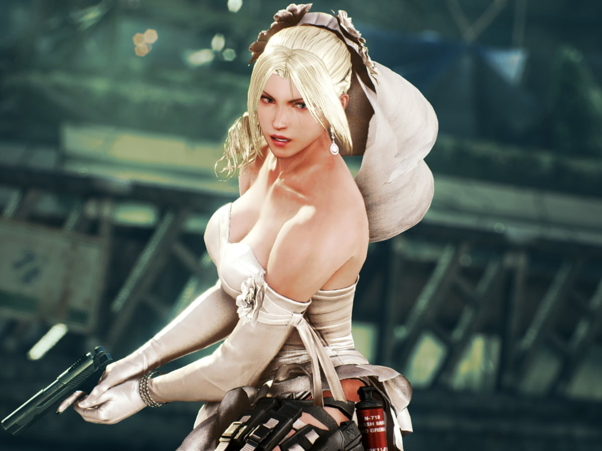 Tekken The Fighting Game That Gives Women The Meatiest Stories