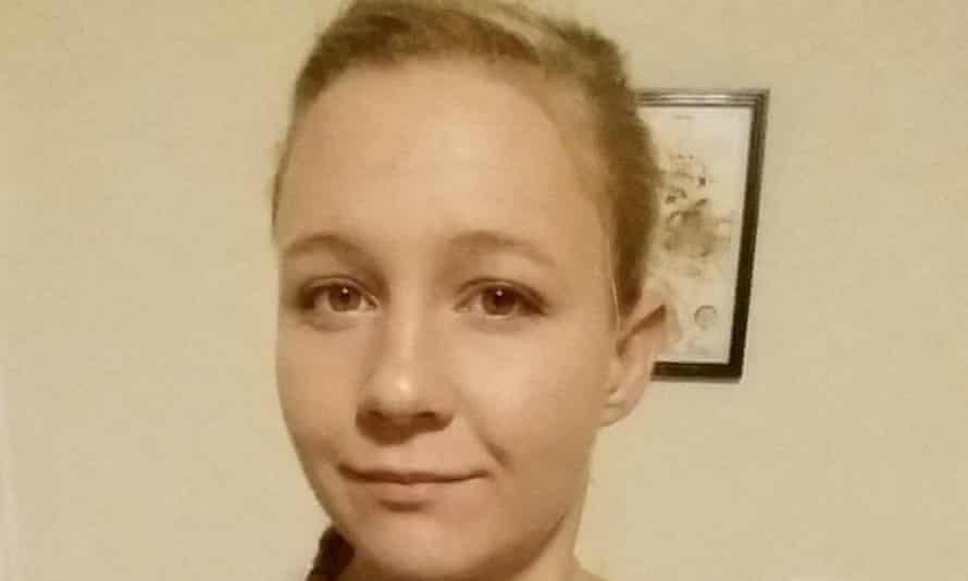Reality Winner poses in a photo from her Instagram account.