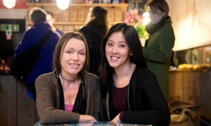 Caroline Dent and Liz Wong