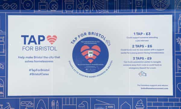 A TAP for Bristol payment point