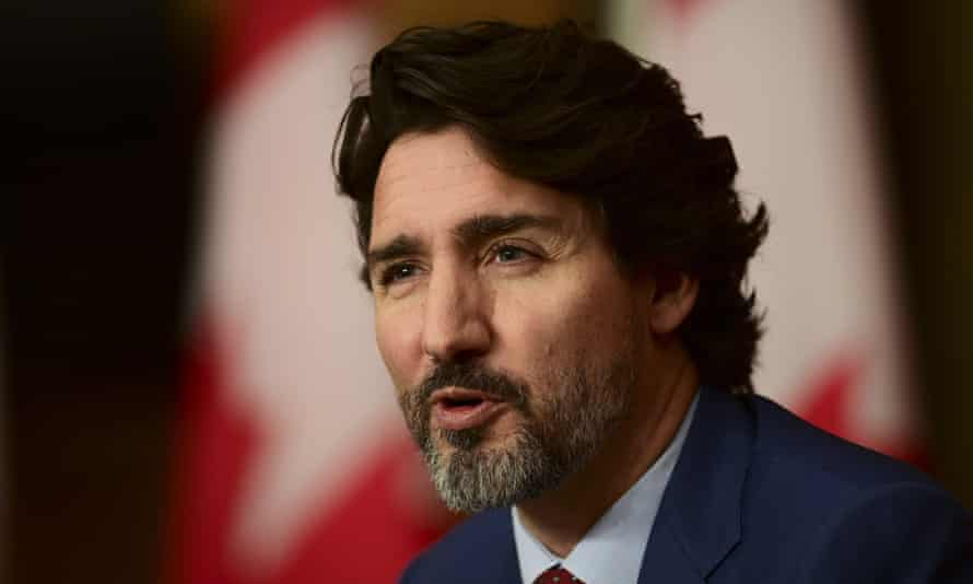 Justin Trudeau on Friday who called Hong Kong 'very concerning' and called out China for 'its coercive diplomacy'.