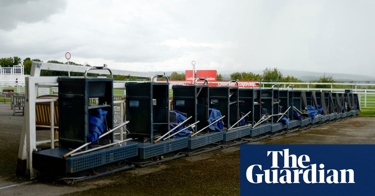 Talking Horses: Racecourse bookies fear financial ruin if stands stay empty
