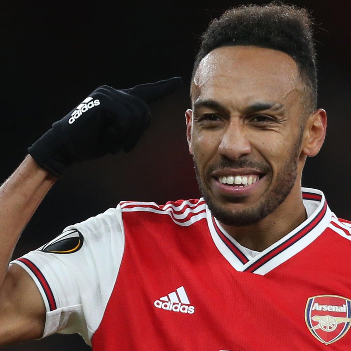 Football transfer rumours: Pierre-Emerick Aubameyang to Barcelona? |  Transfer window | The Guardian