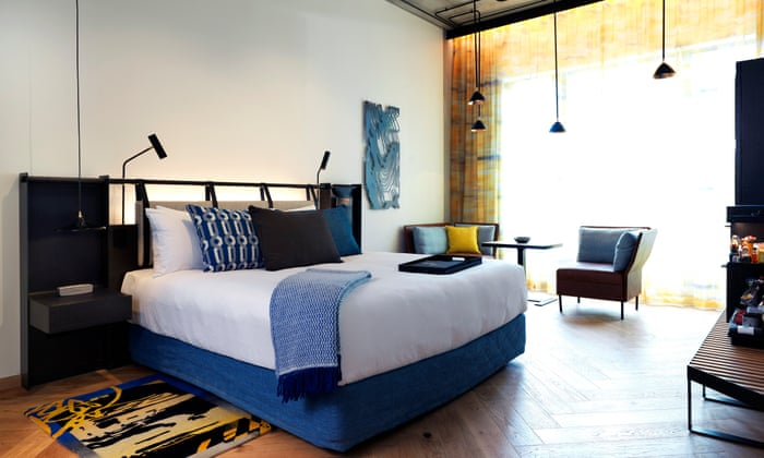 Melbourne's new 'experience hotel' lures millennials in the