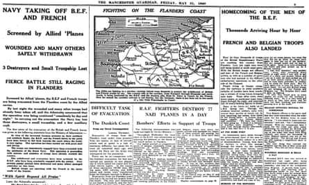 Manchester Guardian, 31 May 1940.
