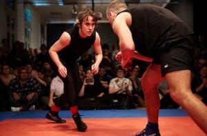 Francis Barrett, The Wrestle, 48 Hour Incident, 2015