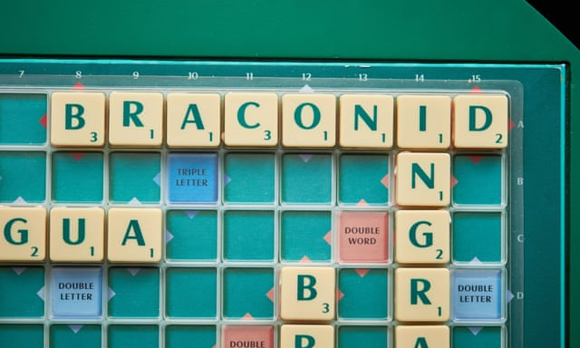 Braconid: Briton wins Scrabble world title with 181-point word