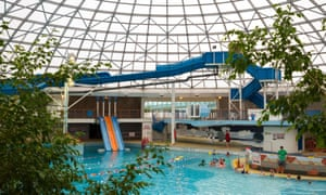 Oasis leisure centre in Swindon