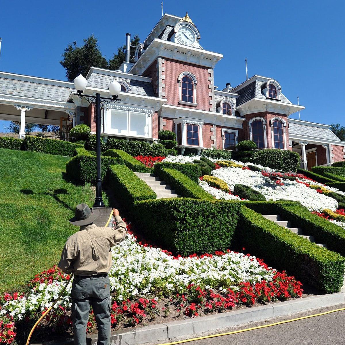 Michael Jackson's Neverland ranch cuts sale price by $69m | Michael Jackson