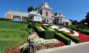 Michael Jackson's Neverland Ranch in 2009
