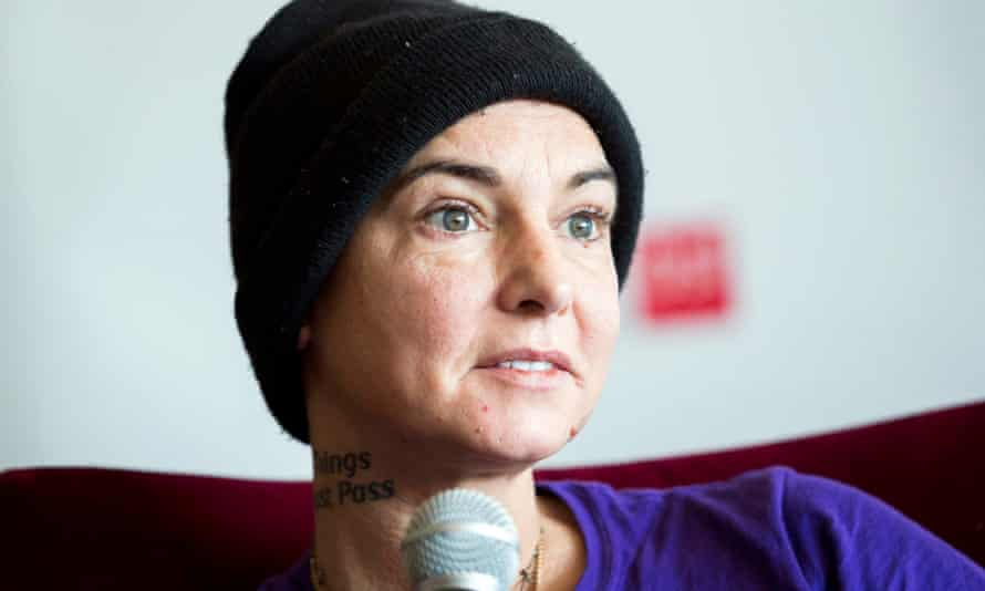 Irish singer Sinead O'Connor raised concern when she was not seen for more than 24 hours.
