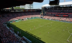 20% of Portland Timbers season-ticket holders also have Thorns season tickets