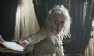 Low expectations ... Gillian Anderson as Miss Havisham in the 2011 BBC adaptation of Great Expectations.
