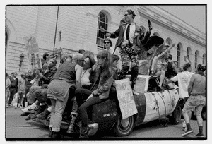 Homocore float at SF Pride 1988 from Queercore: How to Punk a Revolution