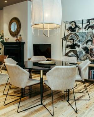 Living / Dining room - Dean & Rafael