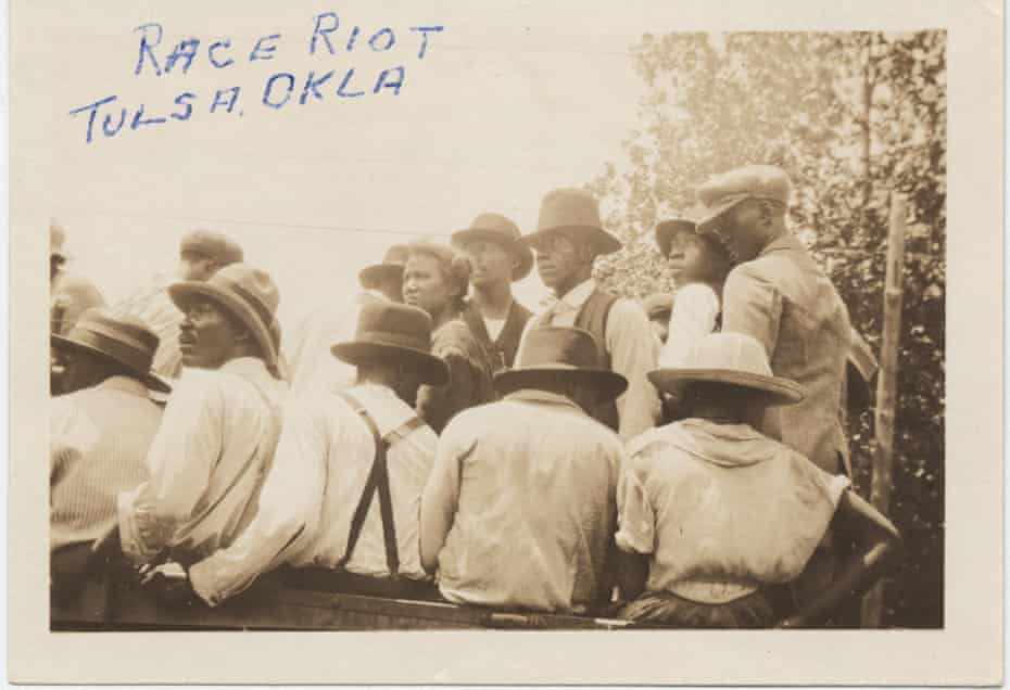 Between 31 May-1 June, a white mob killed an estimated 300 Black residents and displaced upwards of 1,000 more.