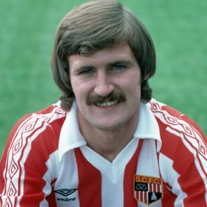 Brendan O'Callaghan was signed by Stoke manager Alan Durban for £40,000 in March, 1978.