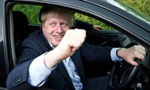 'Prospered by treating public life as a game': Boris Johnson leaves his home in Oxfordshire on Saturday