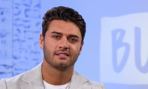 Love Island Star Mike Thalassitis