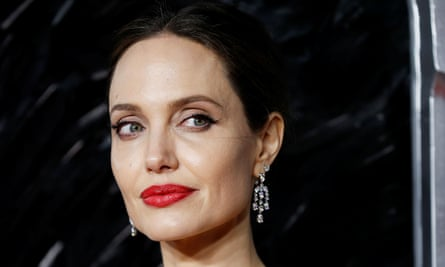 'I was drawn to his unique combination of fearlessness and humanity' … Angelina Jolie, who will direct a biopic about photographer Don McCullin.