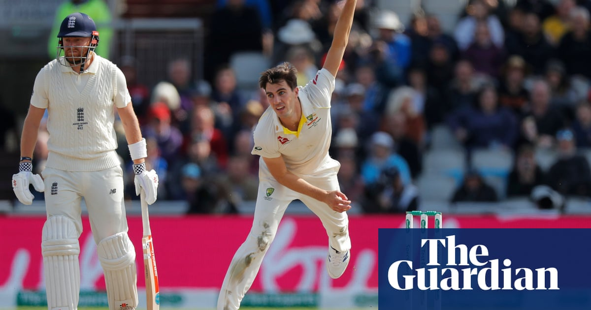 Australia's poster boy Pat Cummins relishes his first defining role | Geoff Lemon