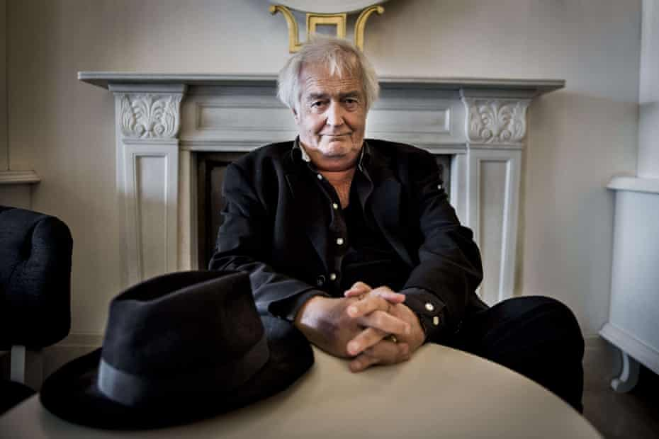 Henning Mankell in June 2015