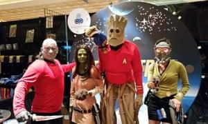 Star Trek cruise