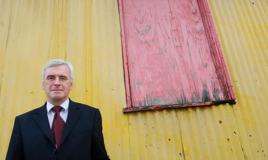 'John McDonnell has clearly decided that austerity will be the key dividing line between Labour and the Conservatives.'