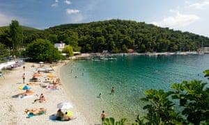 The Greek island of Skopelos