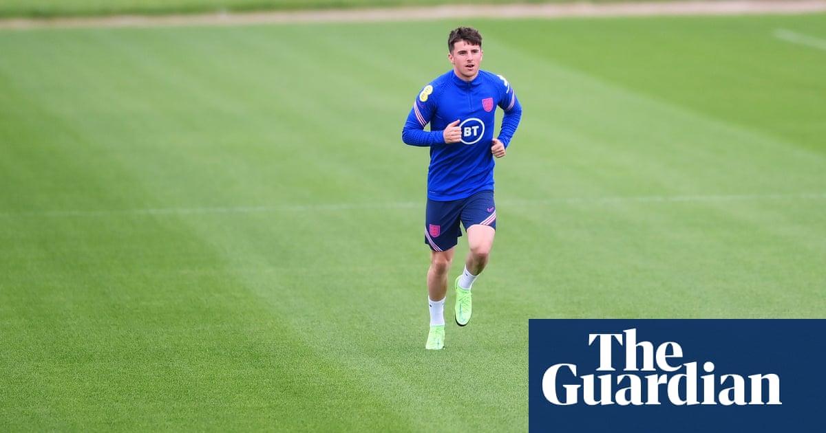 England's Mason Mount ready to start against Germany despite isolation